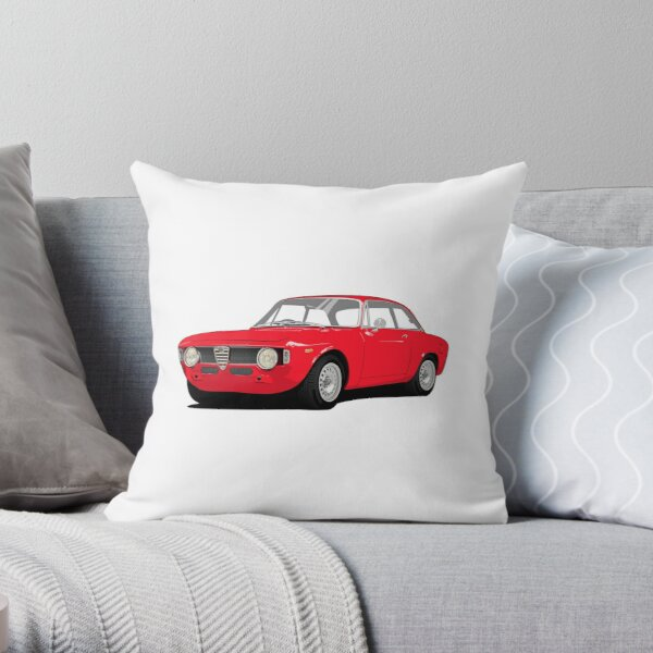 Classic Car Pillows Cushions Redbubble