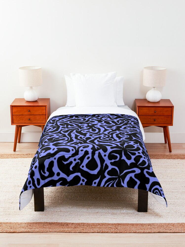 Alternate view of Entropy (Variant) Comforter