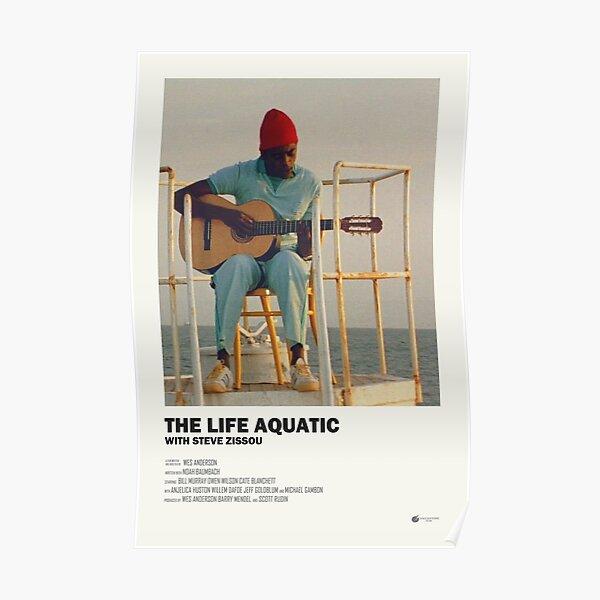 The Life Aquatic Poster Poster