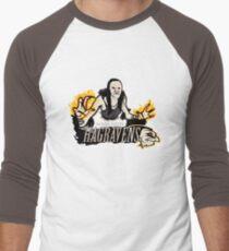 Markarth Hagravens Men's Baseball ¾ T-Shirt
