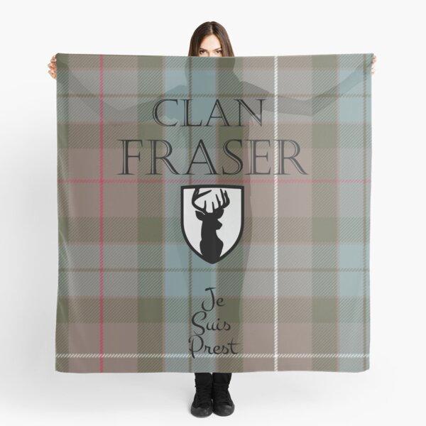 Outlander/Clan Fraser Scarf