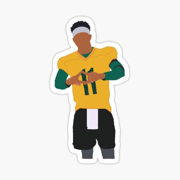 All American Darnell Sticker