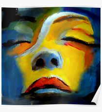 """Sleeping beauty"" Poster"
