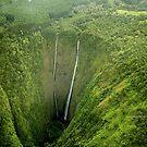 Hi'ilawe Falls by PJS15204