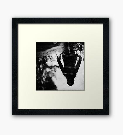 recognizable  Framed Print