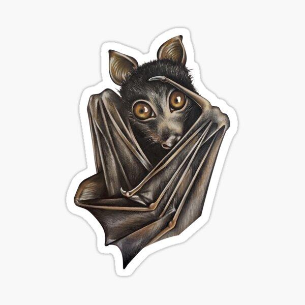 Cute Bat Sticker