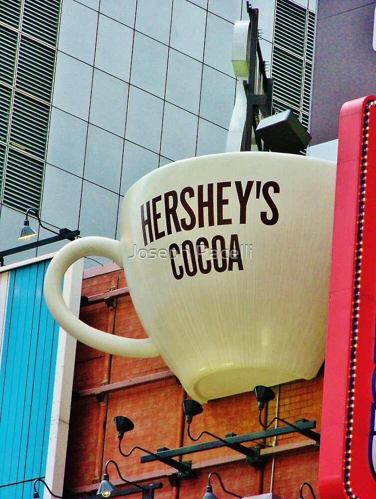 A Cup of Cocoa by Joseph Pacelli