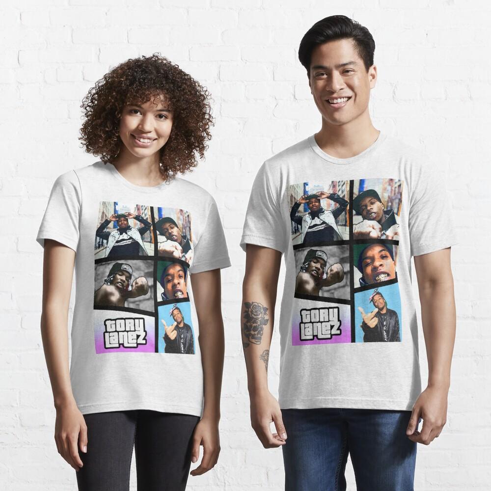 Tory Lanez Grand Thief Auto Essential T-Shirt