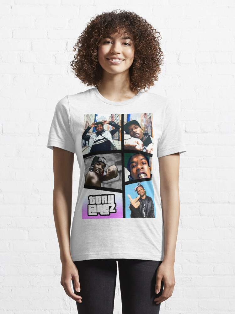 Alternate view of Tory Lanez Grand Thief Auto Essential T-Shirt