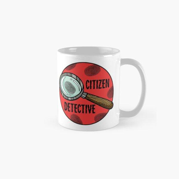 Citizen Detective Classic Mug