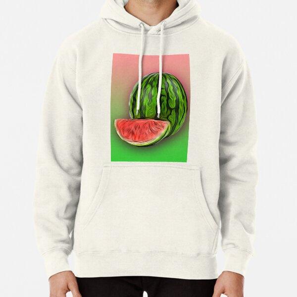 Watermelon /The FruitShop Pullover Hoodie