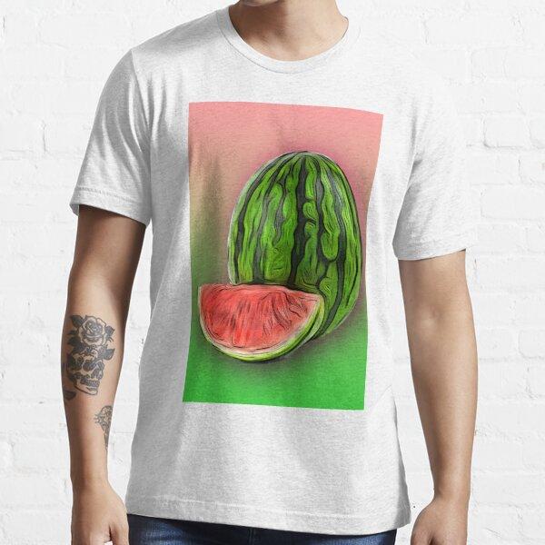 Watermelon /The FruitShop Essential T-Shirt