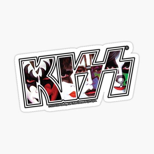 KISS (1978 Design) Sticker