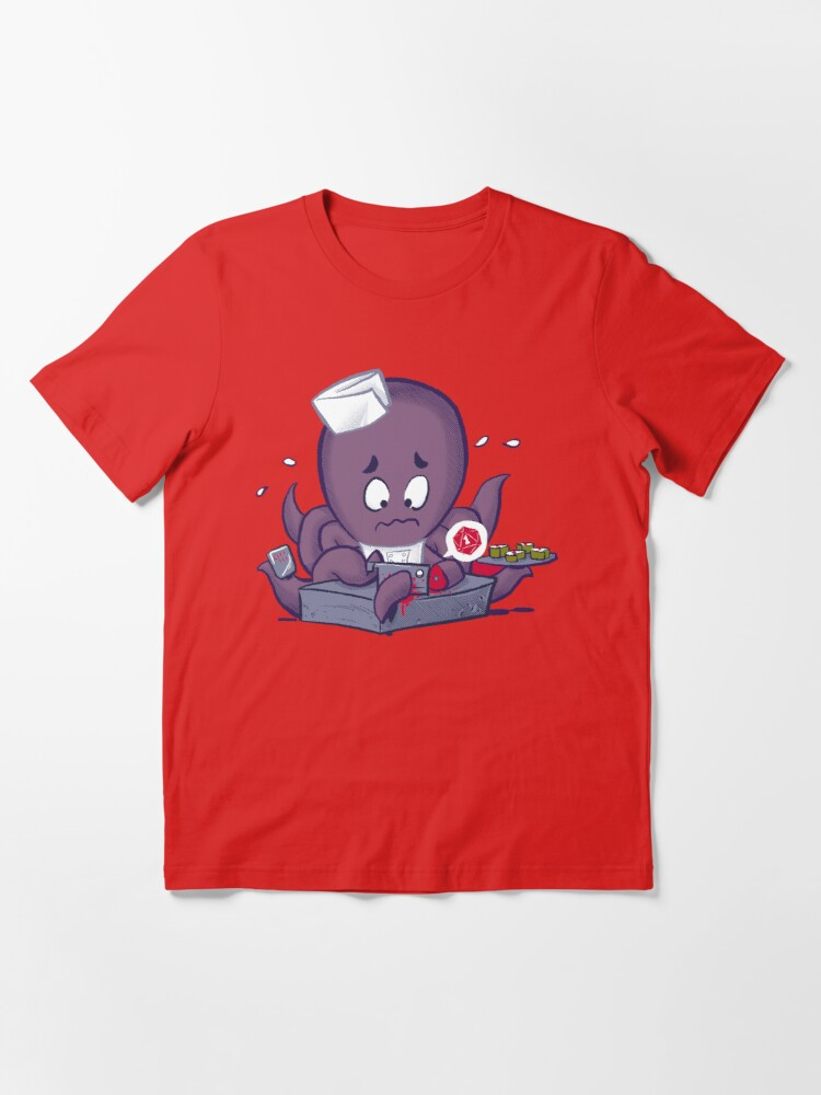 Alternate view of Critical Failure Essential T-Shirt