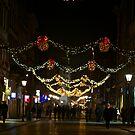 My wonderful Kraków . Grodzka Street. by Brown Sugar. Merry Christmas 2012. by © Andrzej Goszcz,M.D. Ph.D