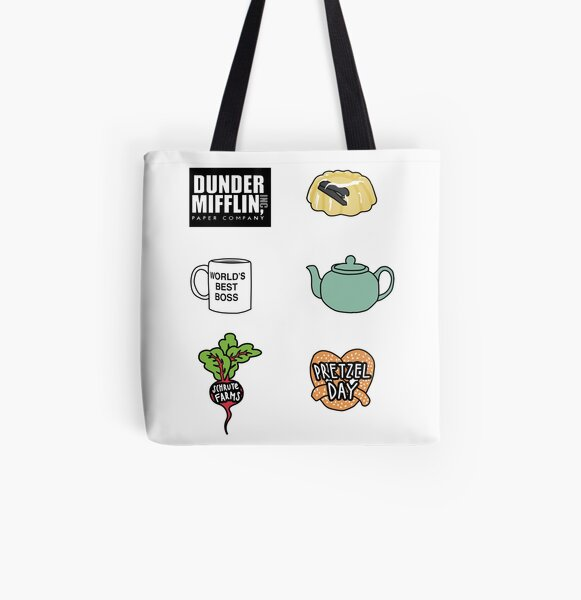 The Ultimate Office Pack All Over Print Tote Bag