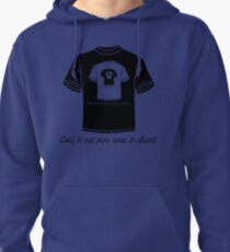 This Is Not A T-Shirt (Light) Pullover Hoodie
