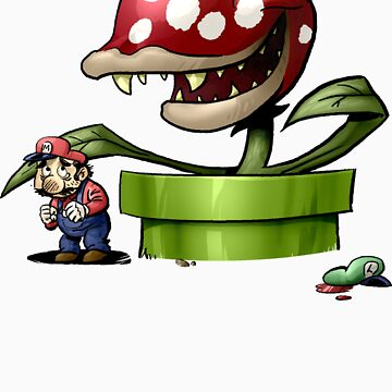 Feed Me, Mario! by darthapo