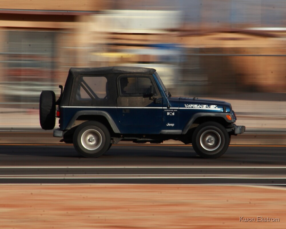 Jeep by Kwon Ekstrom