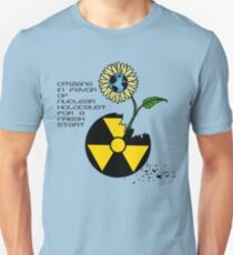 Citizens in Favor of Nuclear Holocaust Unisex T-Shirt
