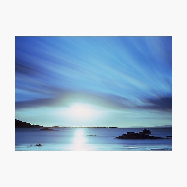 Ardalanish Bay, Isle of Mull, Scotland Photographic Print