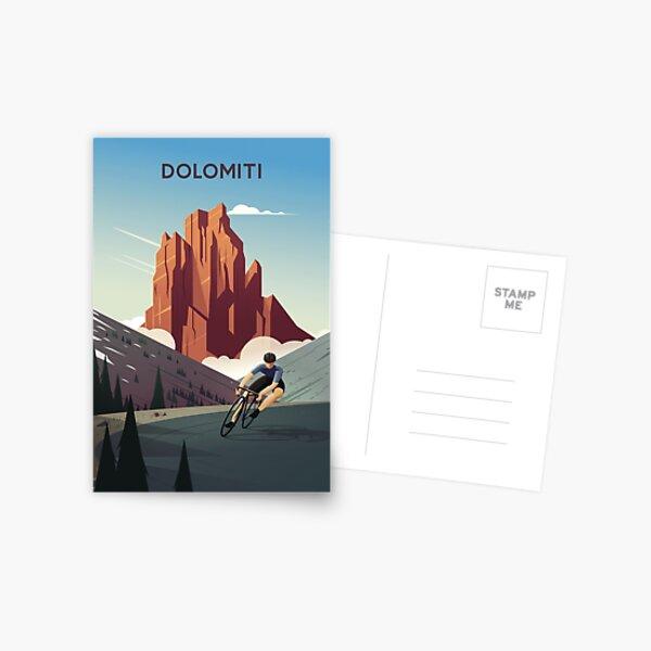 Dolomiti Carte postale