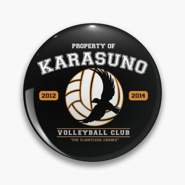Team KARASUNO Pin