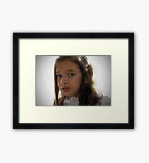 Lovely... Framed Print
