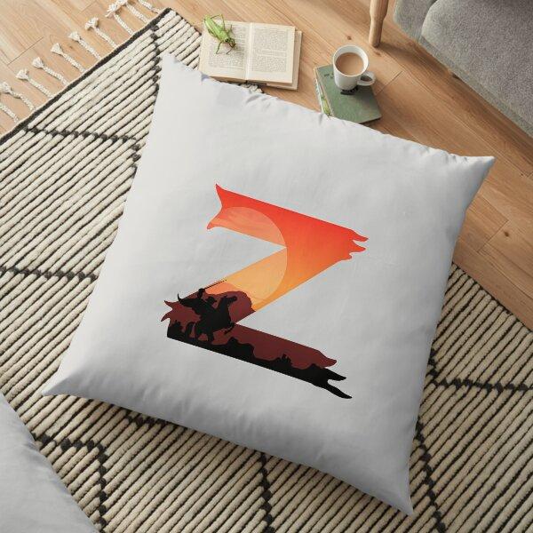 Zorro Floor Pillow