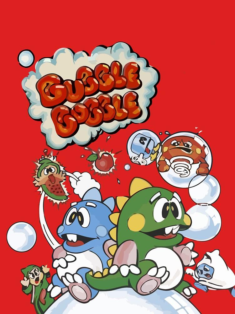 Bubble Bobble by yauch
