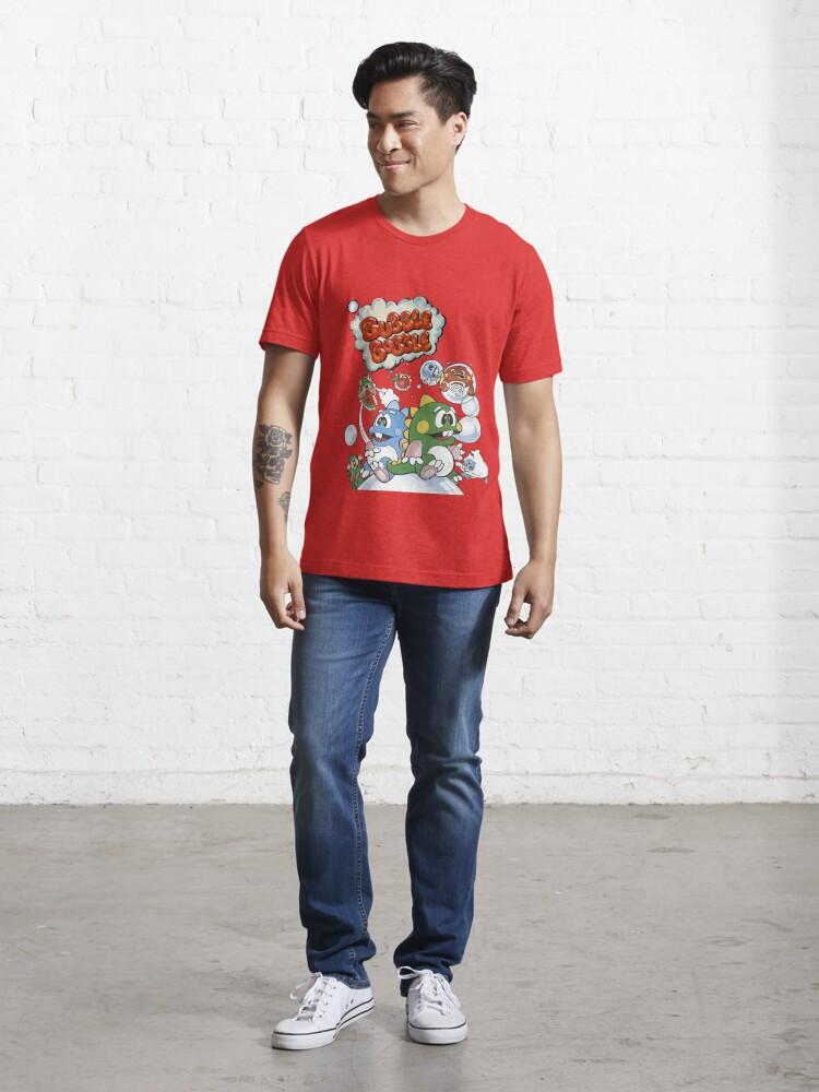 Alternate view of Bubble Bobble Essential T-Shirt