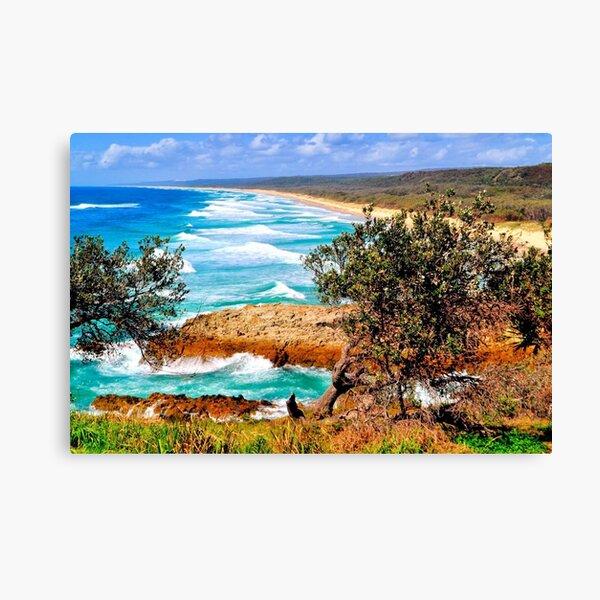 North Stradbroke Island Canvas Print