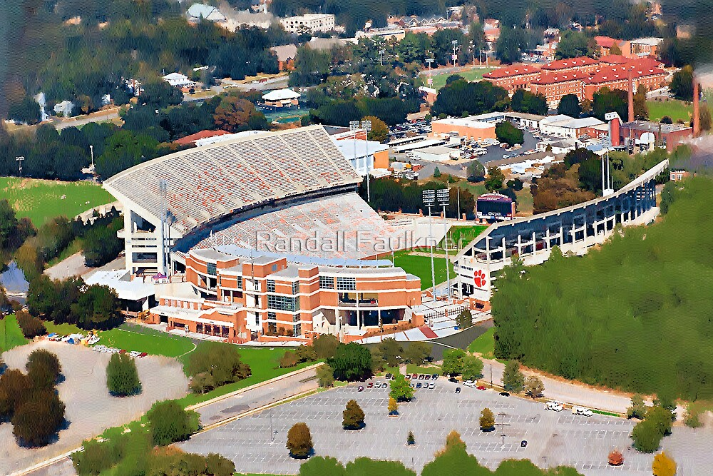Quot Death Valley At 700 Clemson University Quot By Randall