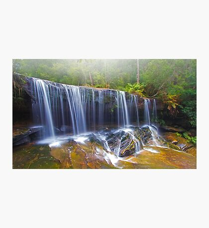 Falling Mist Photographic Print