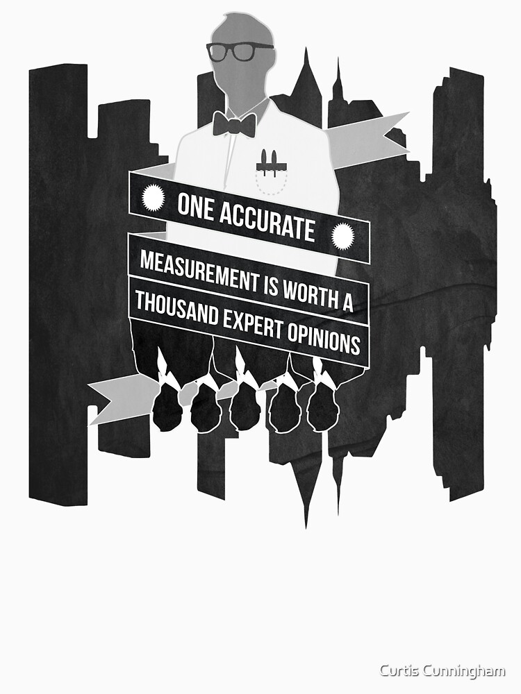One Accurate Measurement... by cupacu