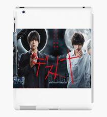 Vinilo o funda para iPad Death note drama 2015
