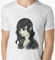 Elven Men's V-Neck T-Shirt