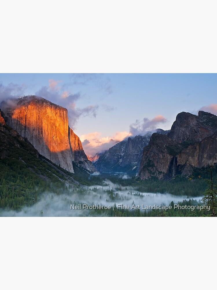 El Capitan, Yosemite National Park by nprotheroe