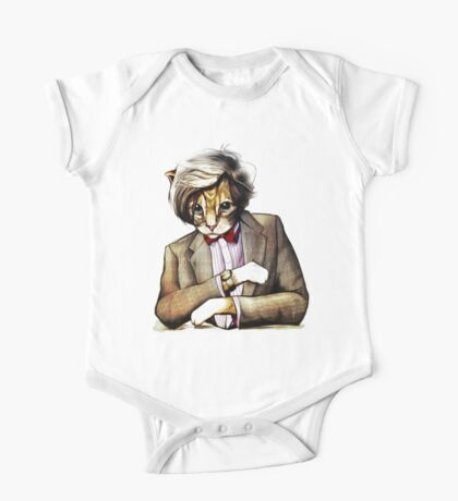 Catt Matt Smith posed as Dos Equis Interesting Man Kids Clothes