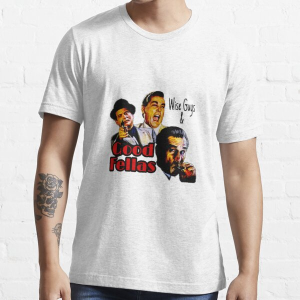 Goodfellas Wiseguys Gangster Mafia Mobster American Movie Painting Essential T-Shirt