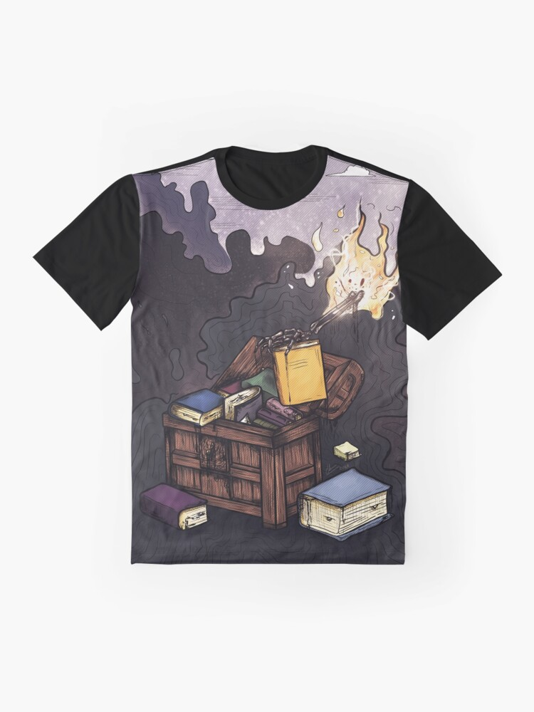 Alternate view of memory. Graphic T-Shirt