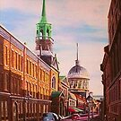 Bonsecours Market, Montreal by Dan Wilcox