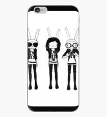 fasion bunnys iPhone Case