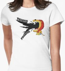 Thundera Thunders Women's Fitted T-Shirt
