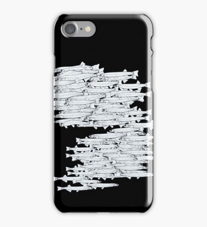 west coast whitebait iPhone Case/Skin