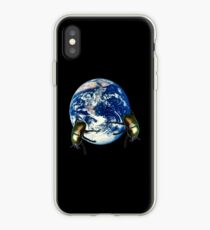 dungbeetle earth iPhone Case