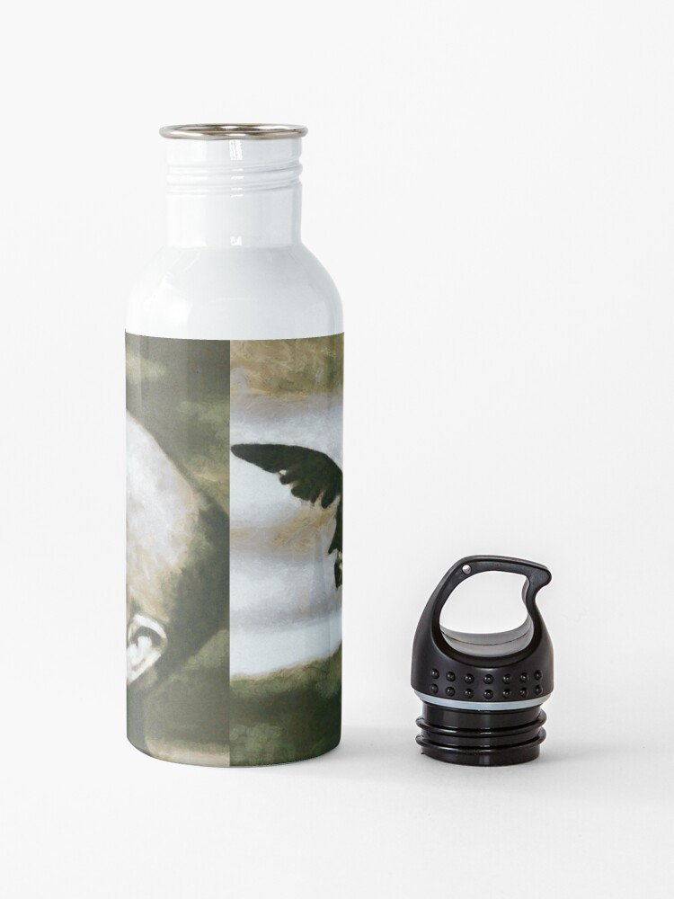 Alternate view of Sir Alfred Hitchcock Water Bottle