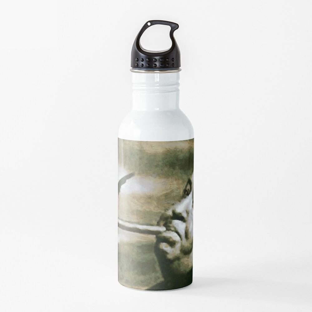 Sir Alfred Hitchcock Water Bottle