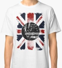 God Save the Alien Queen Classic T-Shirt