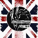 God Save the Alien Queen by popephoenix